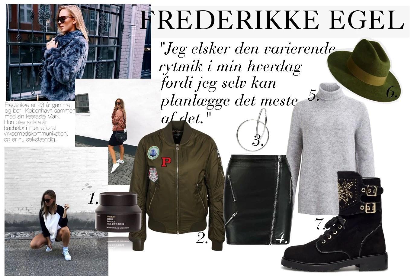 Career girls: Frederikke Egel