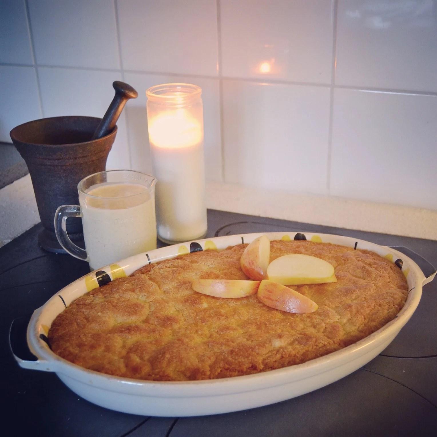 Bästa äppelpajen