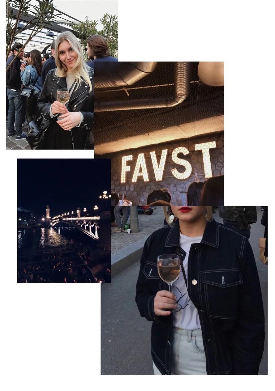 Öppning av Faust