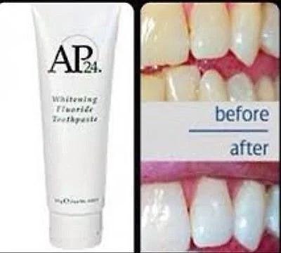 tandkräm vitare tänder