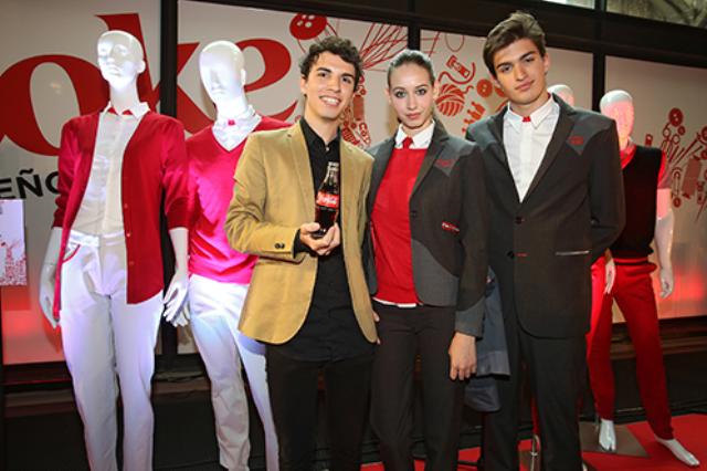 El Ganador de Coca Cola #DressCoke