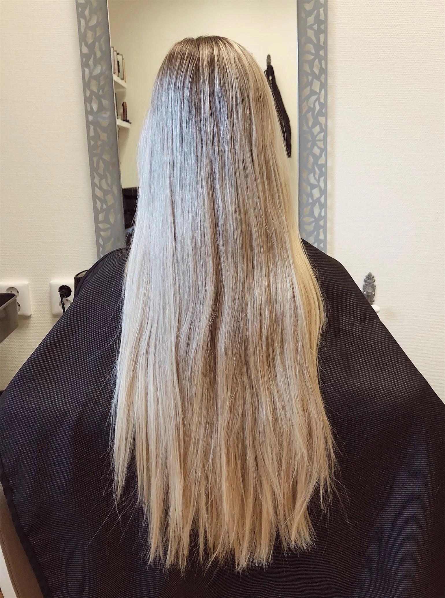 Sommarfräsch i håret