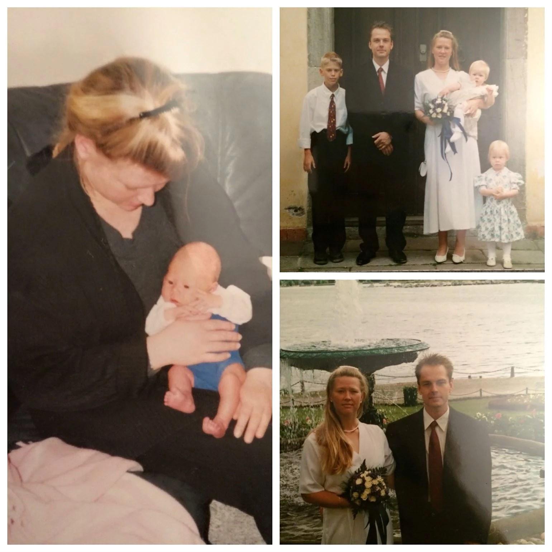 Grattis mamma på 53 års dagen <3