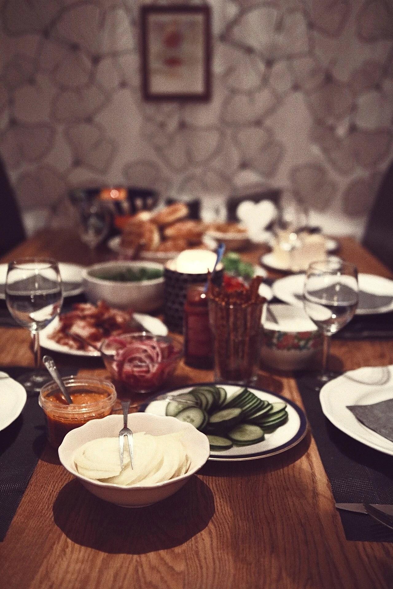 Morsdag middag