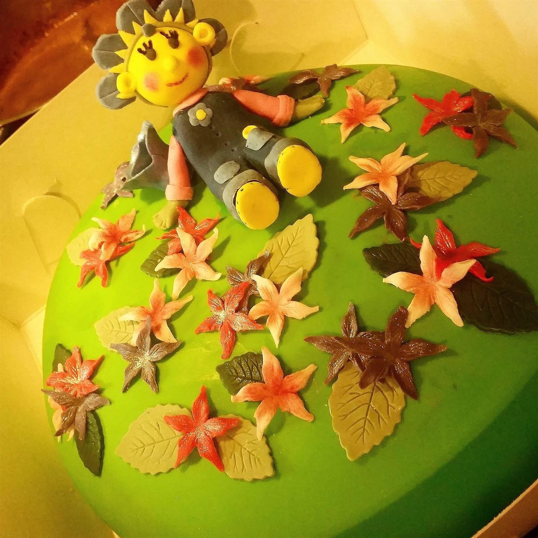 Fiffi med blomsterfröna