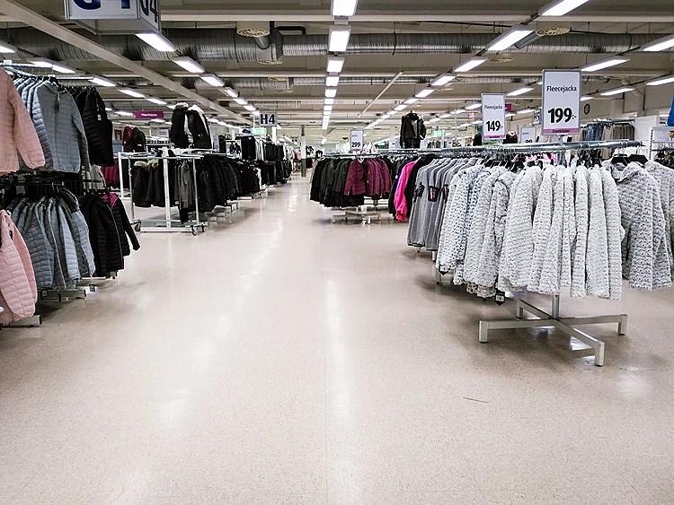 Shopping trip - Ullared