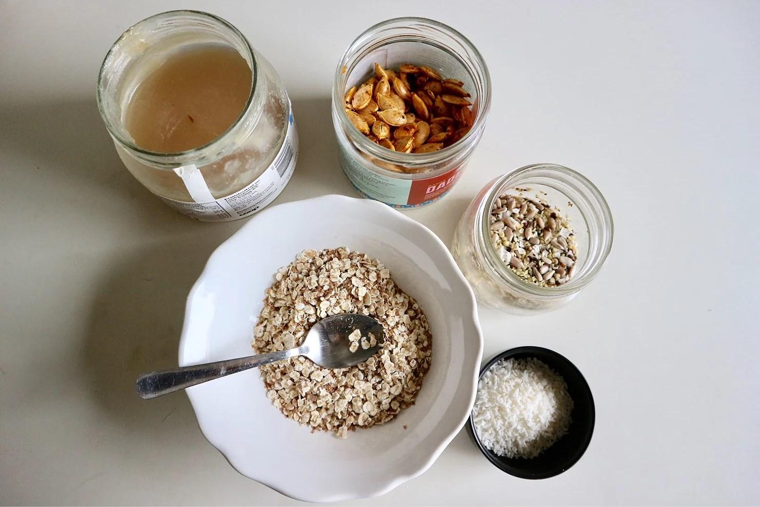 Höstlig frukostgröt