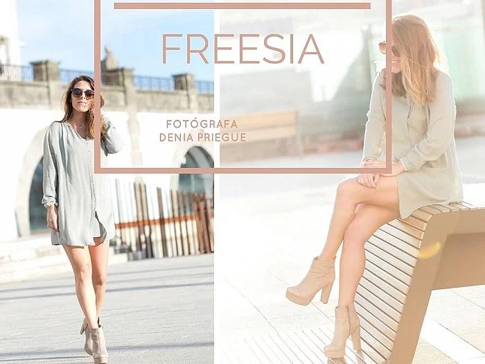 El otoño con estilismos de Freesia Betanzos