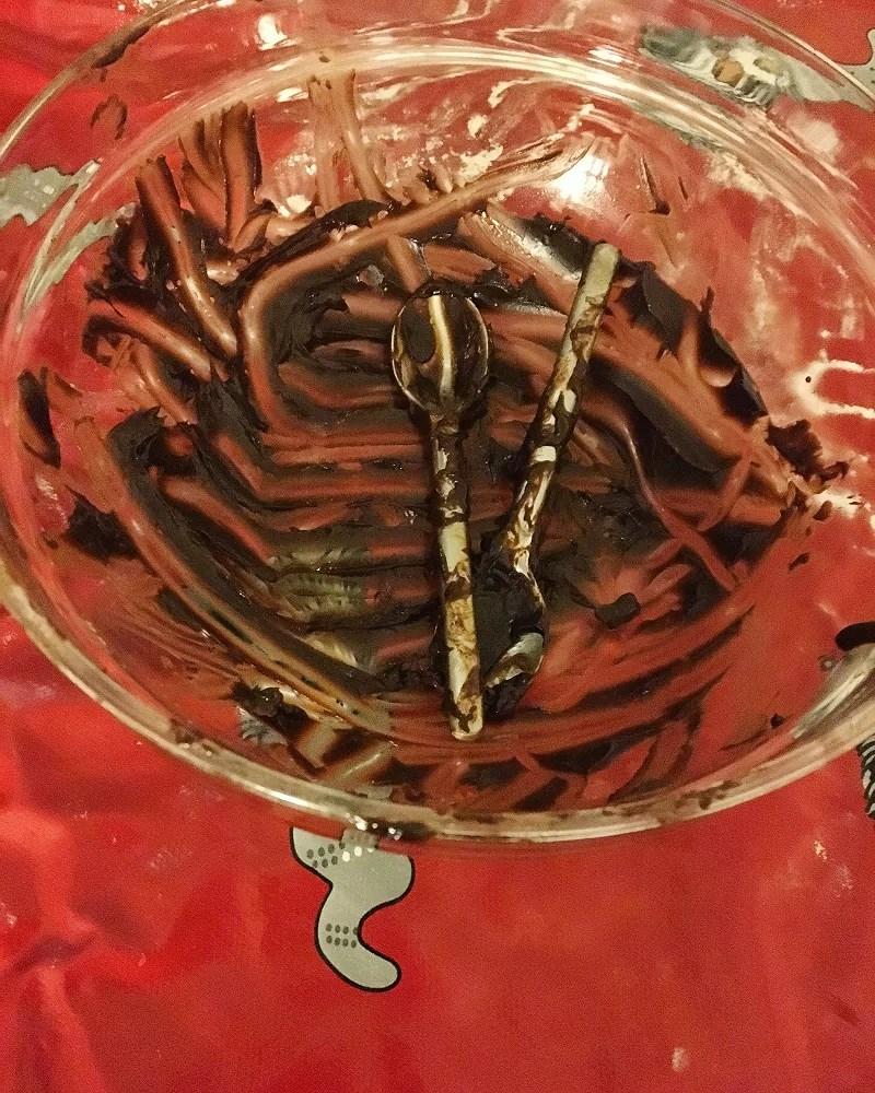 Sjokolade Skit..