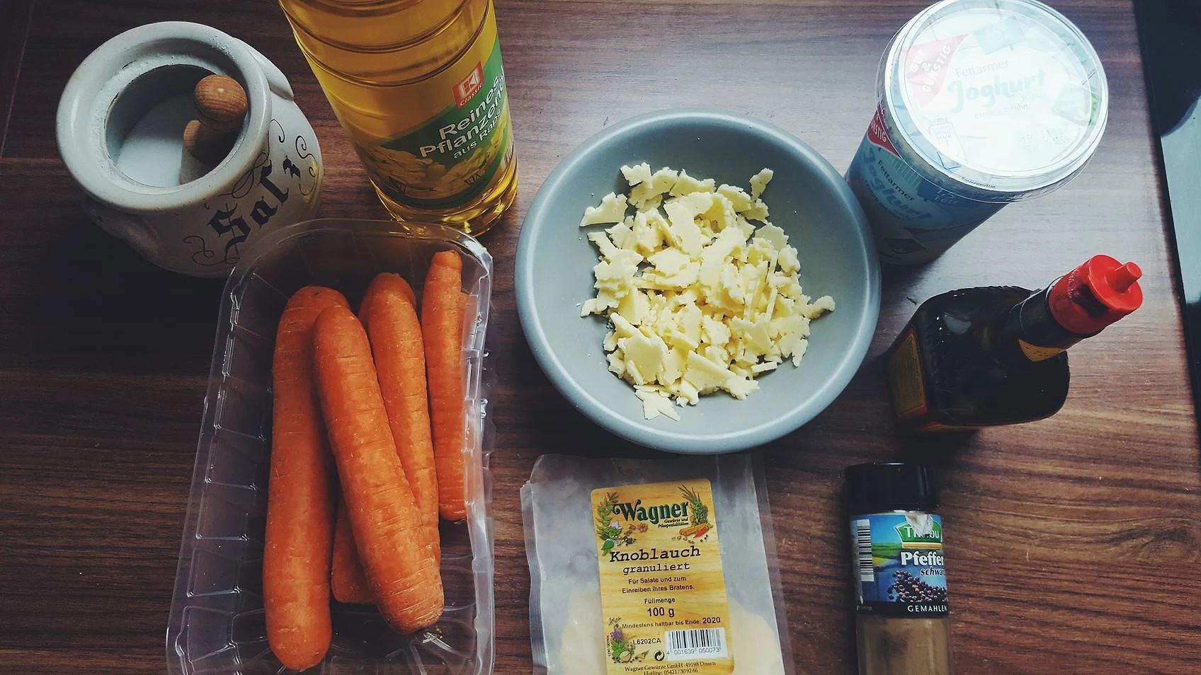 Zdrowo i pożywnie - Marchewkowe danie