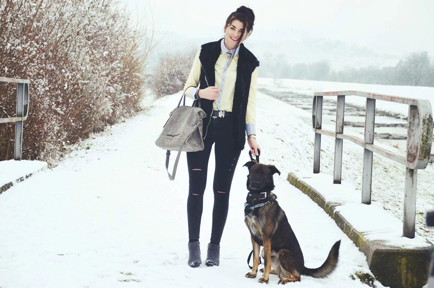 Elegancko z Lidl - Outfit