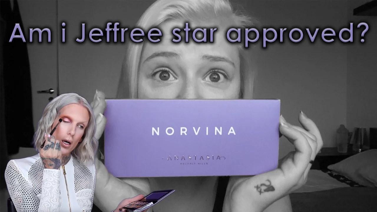 Norvina + Jeffree star