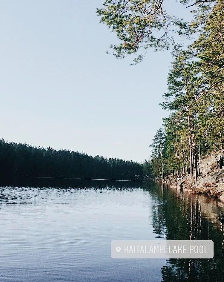 TOUKOKUUN ALKU - VIIKKO 18