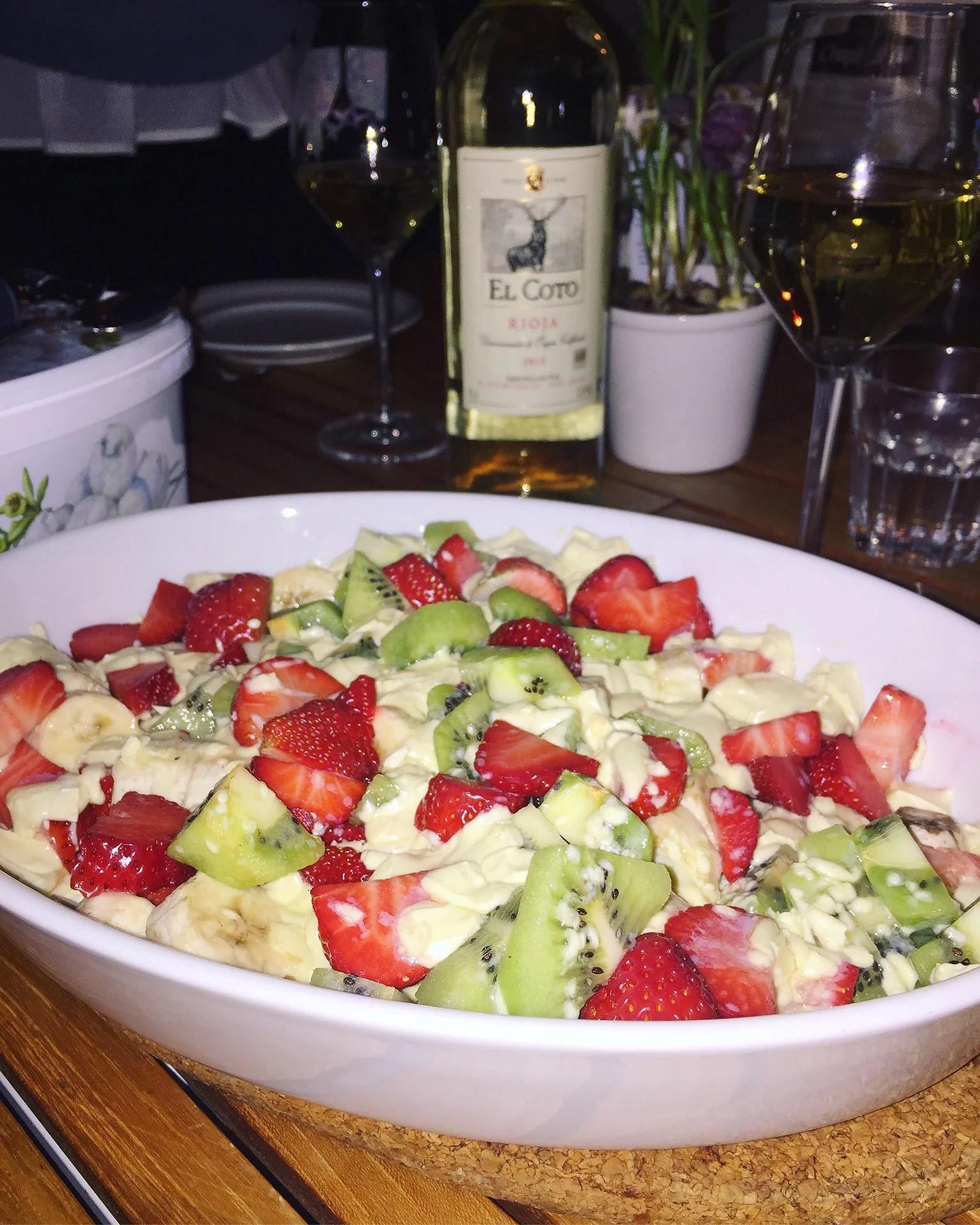 Wine and pasta evening