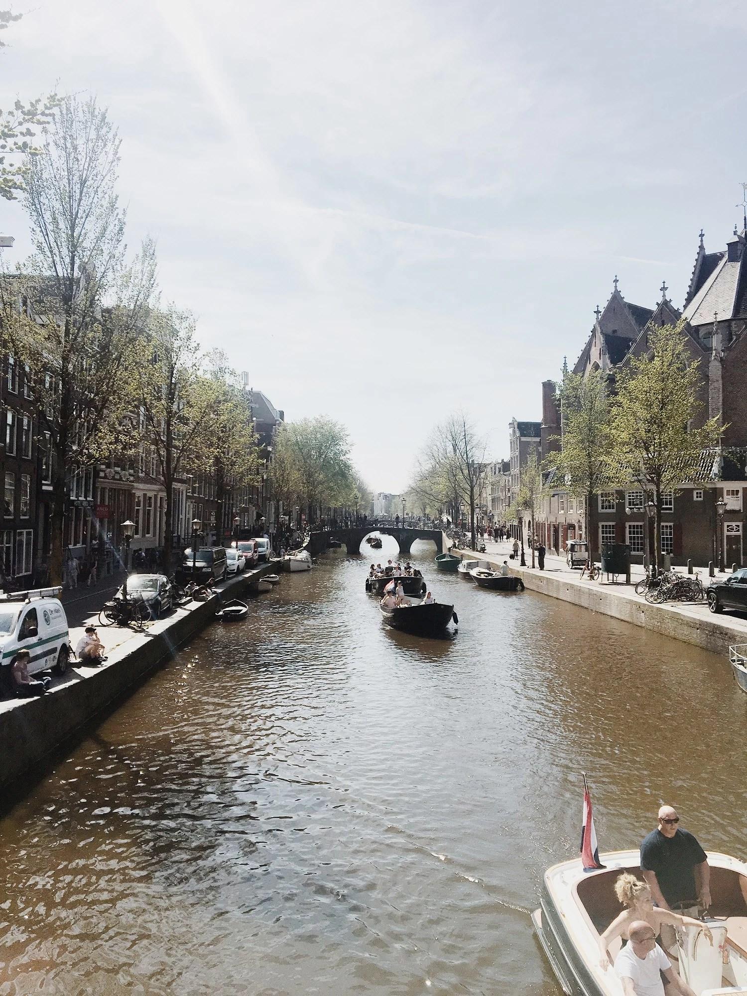 SNAPSHOTS FROM AMSTERDAM