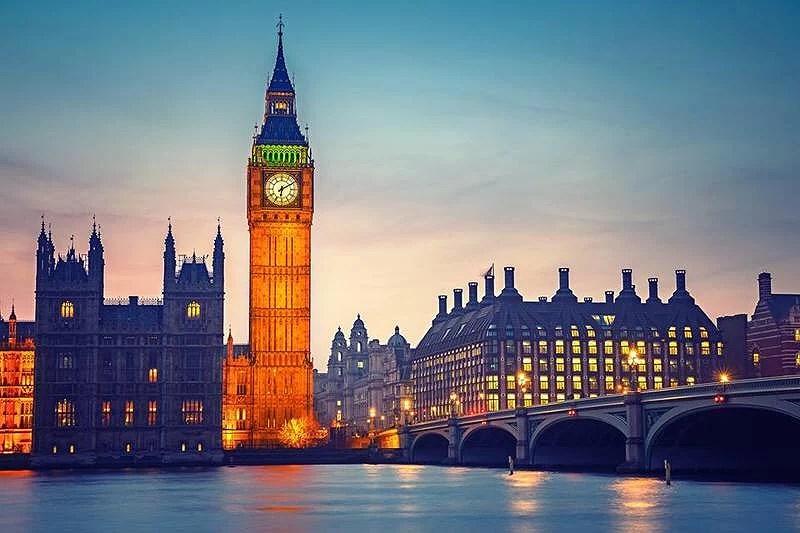 London i maj